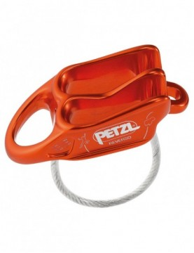Belay Device Reverso (Red)