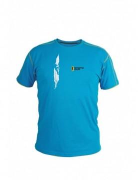 T-shirt Blue Crack Men (various sizes)