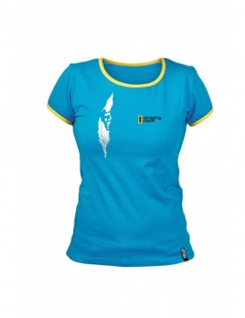T-shirt Blue Crack Women (various sizes)
