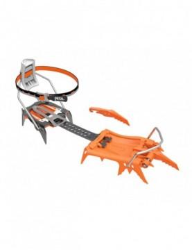 Modular Crampons for Ice Climbing Dart