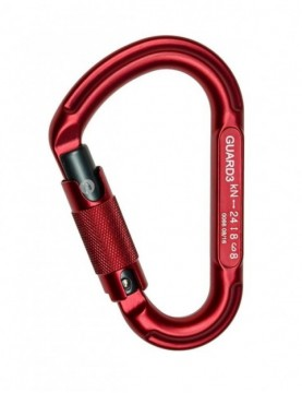 Carabiner Guard HMS Triple Lock