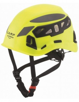 Helmet Ares Air Pro Fluo Yellow