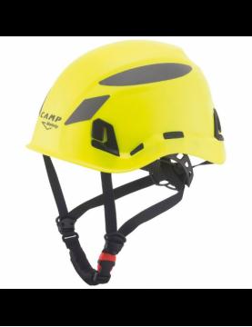 Helmet Ares Fluo Yellow