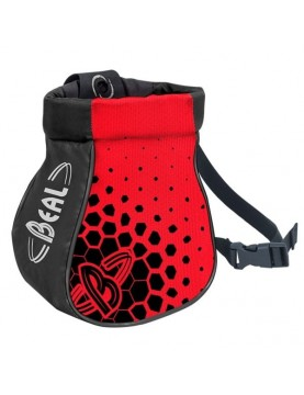Chalk Bag Cocoon Clic Clac Red