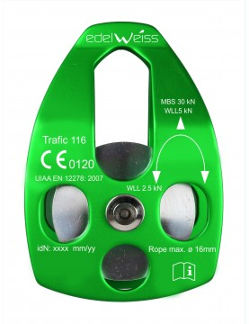 Pulley Trafic 116
