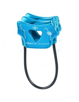 Belay Device Air Force 2 Blue