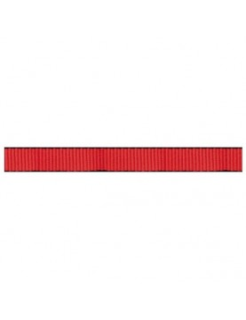 Flat Tape 18 mm x 100 m Red