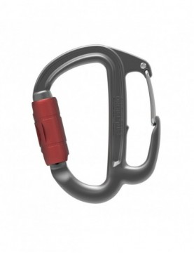Carabiner Freino Z (with friction spur for STOP and SIMPLE descenders) Twist Lock